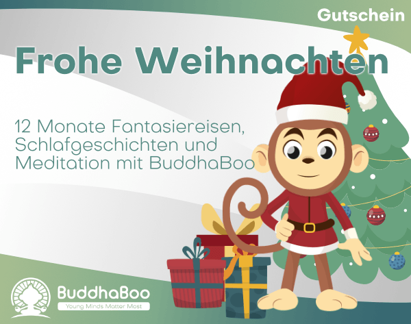 BuddhaBoo Weihnachtsfeier Gutschein